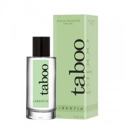Taboo Libertin Parfum Voor Mannen 50 ML