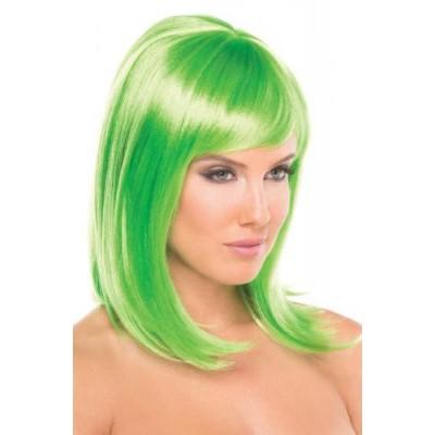 Doll Pruik - Groen