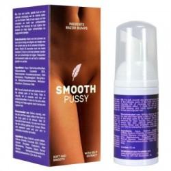 Smooth Pussy - Scheerschuim Voor Vrouwen