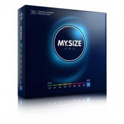 MY.SIZE Pro 72 mm Condooms 36 stuks